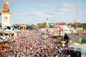 Oktoberfest München – das größte Volksfest der Welt